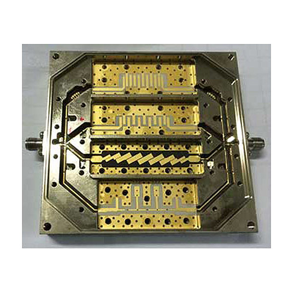 Switch Filter Bank